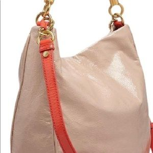 Marc by Marc Jacob Patent Leather Hobo Bag